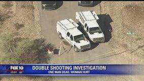 PCSO investigates double shooting in Casa Grande