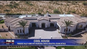 Cool House Paradise Valley home with incredible views