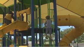 Gilbert Police investigating after children burned by chemicals on playground equipment
