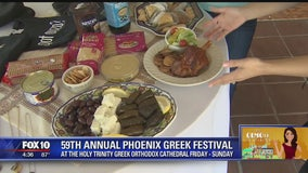 Olmost the Weekend: 59th Annual Phoenix Greek Festival