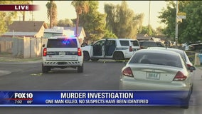 Phoenix Police: Man shot during home invasion, search for suspects continue
