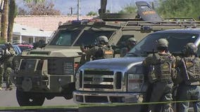 MCSO searching for suspect in Mesa following police chase