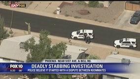 Phoenix Police arrest suspect following fatal stabbing