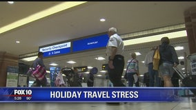 Holiday Travel: How to reduce stress