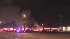 ATF brought in to help investigate fire at Phoenix strip mall