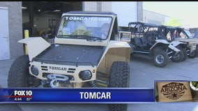 Made in Arizona: Tomcar