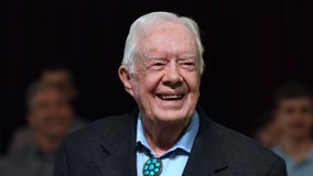 Former President Jimmy Carter released from hospital after falling in home
