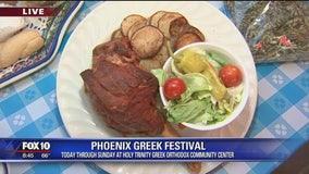Cory's Corner: 59th Annual Phoenix Greek Festival