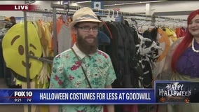 Thrifty Thursday: Halloween costumes for less at Goodwill