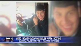 17-year-old shot, killed by Glendale Police after illegal party