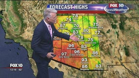 Noon Weather - 10/16/19
