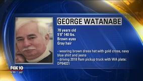 Silver Alert: Gilbert PD 78-year-old man has been found