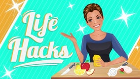 Life Hacks: How to soften up that hard peach