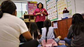 Native American woman is Arizona's 2020 Teacher of the Year