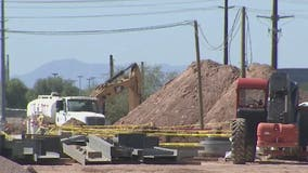 Construction worker dies following accident at Gilbert job site