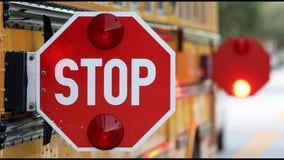 NC 12-year-old dragged, hit by school bus; driver charged