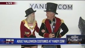 Cory's Corner: Adult and pet costumes at Yandy