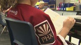 Arizona Coyotes encourage Valley students to read through incentive program