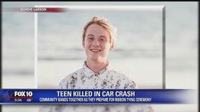 Community mourns loss of Gilbert teen following crash
