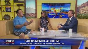 Carlos Mencia to perform at CB Live
