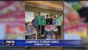 Community Cares: Campbell's Crew Cares