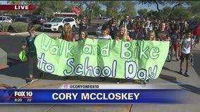 Cory's Corner: Back to school at Copper Creek Elementary School