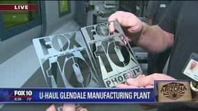 Made in Arizona: U-Haul Glendale manufacturing plant