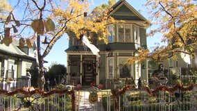 Vintage neighborhood in Prescott turns into haunted village for Halloween