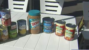 Free admission to Arizona State Fair on Wednesdays with canned goods donation to St. Mary's Food bank