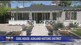 Cool House: Ashland Historic District