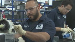 Mesa aerospace company opens $9 million expansion, hires hundreds of employees