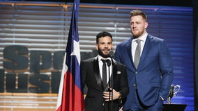 J.J. Watt sends Jose Altuve gift before World Series game: 'You are truly an inspiration'