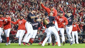 Nationals sweep Cardinals; DC in World Series for 1st time since '33