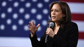 Kamala Harris asks audience if America is 'ready' for her presidency, crowd shouts 'No'