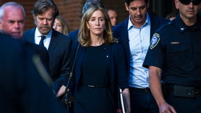 Felicity Huffman reports to prison in NorCal to serve sentence in college admissions scandal