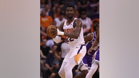 Suns center Deandre Ayton suspended for 25 games by NBA