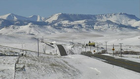 'We're not even to the end of October': Montana city's snowfall breaks 35-year-old record
