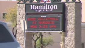 Student arrested in connection to Hamilton High School threat