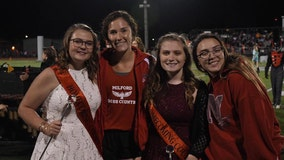 High school replaces king, queen with 'homecoming royalty' after 2 female students elected