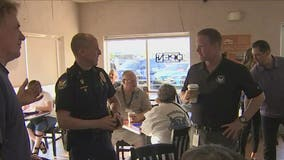 Coffee with a cop: Getting to know Phoenix police