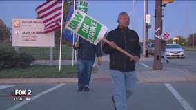 UAW-GM Council sends tentative deal to membership, strike to continue until approved