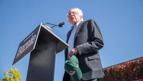 Bernie Sanders canceling events until 'further notice' due to heart blockage