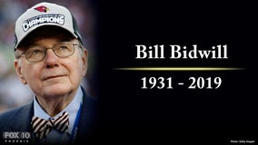 Services for Cardinals owner Bill Bidwill to be held in Phoenix