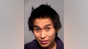 Flagstaff police arrest man suspected of arson at a Walmart store
