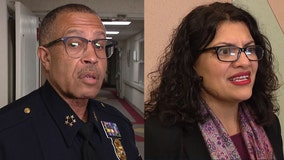 DPD Chief Craig outraged at Rashida Tlaib's race remarks