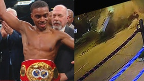Boxer Errol Spence Jr. seriously hurt in Ferrari crash in Dallas