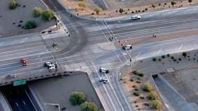 Surprise Police investigating deadly pedestrian crash near Loop 303