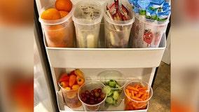 Woman's simple fridge hack goes viral