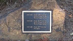3 bronze plaques stolen from Sept. 11th memorial in New Jersey