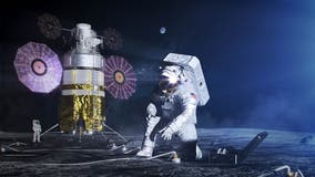 NASA shows off new spacesuits as return to the Moon gets closer